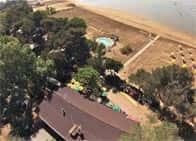Camping Al Bosco - Campeggio fronte mare, con bungalows e piscina, a Grado (Friuli-Venezia Giulia)