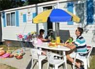 Happy Camp Mobile Homes in Camping Tenuta Primero - Villaggio di case mobili, a Grado (Friuli-Venezia Giulia)