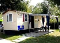 Albatross Mobile Homes on Camping Waikiki - Villaggio turistico fronte mare, con case mobili, piscina e ristorante a Lido di Jesolo / Jesolo (Friuli-Venezia Giulia)