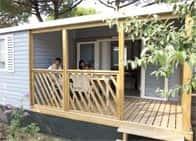 Camping Waikiki - Camping fronte mare, con case mobili, ristorante, piscina e spiaggia privata a Jesolo (Veneto)