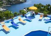 Le Terrazze Residence Ustica - Monolocali in residence, con piscina, a Ustica