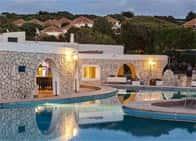 Hotel Ustica Punta Spalmatore - Hotel con piscina, e ristorante a buffet, a Ustica (Sicilia)