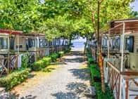 Camping La Focetta Sicula - Camping con case mobili a Sant'Alessio Siculo (Sicilia)