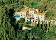 Villa Schiatti - Hotel con piscina, Ristorante, a Castiglion Fiorentino