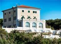 Villa Parisi Grand Hotel - Hotel fronte mare, con piscina - Ristorante (Castiglioncello)
