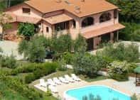 Agriturismo De Santis - Camere e ristorante in agriturismo, con piscina, a Castiglioncello / Rosignano Marittimo (Toscana)