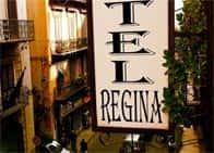 Hotel Regina - Albergo economico in centro storico a Albergaria / Palermo (Sicilia)