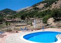 Masseria Rocca di Gonato - Camere e ristorante, in agriturismo con piscina in  - Castelbuono -  PA - Sicilia