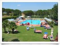 Badiaccia - Camping Village a Badiaccia / Castiglione del Lago (Umbria)