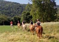 Centro Equestre Le Redini - Maneggio - escursioni a cavallo, a Roccasparvera