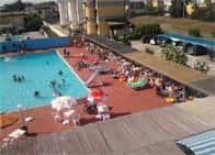 Hotel United - Albergo economico fronte spiaggia, con parco acquatico - Ristorante in Lago Patria - Giugliano in Campania -  (NA) - Campania