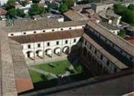Antico Convento di San Francesco - Ostello a Bagnacavallo (Emilia Romagna)