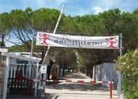 Camping Rivolta dei Mitemi - Camping con piazzole camper, fronte mare, a Rotondella (Puglia)