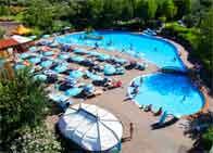 Garden Village San Marino - Camere e appartamenti in villaggio turistico Cailungo / Borgo Maggiore (Emilia Romagna)