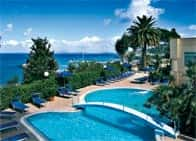 Hotel Terme Cristallo Palace - Wellness Hotel, con centro benessere e termale - Ristorante a Casamicciola Terme (Campania)