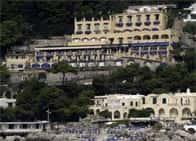 Hotel Weber Ambassador - Hotel con piscina e ristorante in  - Capri -  (NA) - Campania