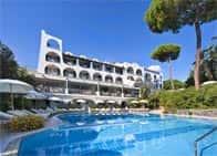 Grand Hotel Excelsior - Wellness Hotel, con piscina - Ristorante a Ischia Porto / Ischia (Italia)