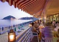 Hotel Vittorio Beach Resort - Wellness Hotel con piscine e spiaggia privata - Ristorante, a Barano d'Ischia (Campania)