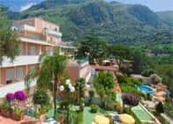 Hotel Terme La Pergola - Wellness Hotel con piscine e ristorante - Centro termale a La Rita / Casamicciola Terme (Campania)