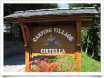 Cistella - Camping a Crodo (Piemonte)