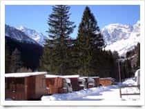 Sporting Center - Campeggio, a Testa / Macugnaga (Valle d'Aosta)