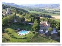 Le Torri di Bagnara - Agriturismo, a Pieve San Quirico / Perugia (Umbria)