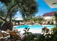 Hotel Villa Canu - Hotel con piscina, a Cabras (Sardegna)