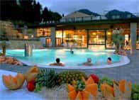 Ròseo Euroterme Wellness Resort - Hotel with spa and restaurant - Spa-center, in Bagno di Romagna (Tuscany)