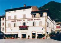 Hotel, con centro benessere, ristorante - Centro cue termali Grand Hotel Terme Roseo - Bagno di Romagna  (FC) - Emilia Romagna