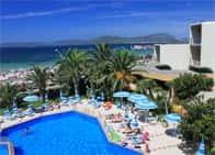 Hotel Florida - Hotel fronte mare, con ristorante e piscina a Alghero (Sardegna)