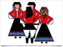 Gruppo Folk Su Gologone - Associazioni Culturali e Folkloristiche, a Oliena