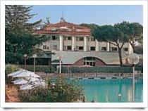 Terme dei Papi - Acque termali e trattamenti wellness a Bagni di Viterbo / Viterbo (Lazio)