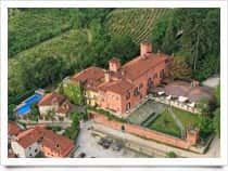 Red Castle Hotel - Hotel with Wellness Center and Restaurant in Costigliole Saluzzo (Piedmont)