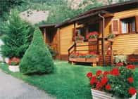 Villaggio Turistico Camping Cervino - Camping Village, con chalet e ristorante, a Antey-Saint-André (Valle d'Aosta)
