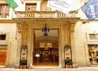 Grand Hotel Continental - Hotel di lusso, con ristorante, a Siena (Toscana)