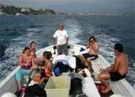 Elea Sub - Centro Immersioni, a Dominella / <span class=&#39;notranslate&#39;>Casal Velino</span> (Campania)