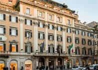 Grand Hotel Plaza - Luxury Hotel, con ristorante a Roma (Lazio)