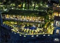 Bellevue Hotel Syrene - Wellness Hotel fronte mare, con spiaggia privata e piscina - Ristorante, a Sorrento (Campania)