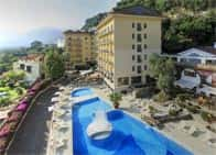 Hotel Conca Park - Hotel with swimming pool and wellness center - Restaurant in Sorrento (Campania)