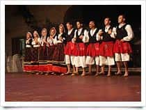 Gli Scalzi - Gruppo Folk, a Cabras