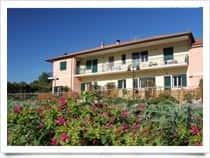 Agriturismo Le Collinette - Camere e appartamenti in agriturismo a Coasco / Villanova d'Albenga (Liguria)