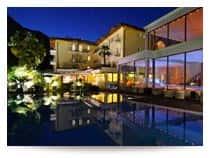 Villa Nicolli Romantic Resort - Wellness Hotel con ristorante e piscina a Riva del Garda (Trentino-Alto Adige)
