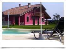 Agritur La Cort - Agriturismo con Piscina in San Giorgio - Arco -  TN - Trentino-Alto Adige