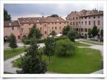 Student's Hostel Estense - Ostello per la Gioventù, a Ferrara (Emilia Romagna)