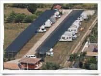 Area camper Borgo sul Porto - Area sosta camper attrezzata con camper service Parghelia / Parghelia (Calabria)