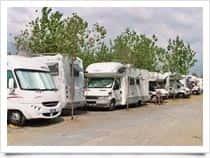 Area camper Dolce Vita - Area sosta camper attrezzata con camper service a Scalea (Calabria)