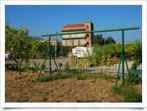 Sosta camper Pier Giovanni - Area sosta camper attrezzata con camper service a Trappitello / Taormina (Sicilia)
