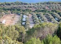 Area sosta camper Paradise Park -  in Le Bombarde - Alghero -  (SS) - Sardegna
