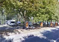 Area camper  Viale Einaudi - Area sosta camper comunale attrezzata con camper service a Acqui Terme (Piemonte)