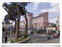 Castello Baronale -  Sant'Antimo (Campania)